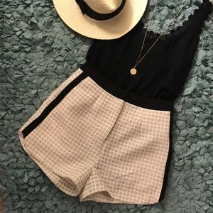 Ark & Co High Waisted Shorts